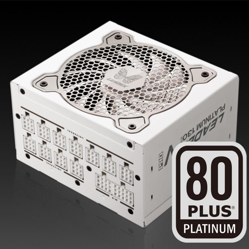 SuperFlower LEADEX V PLATINUM PRO 1000W WHITE
