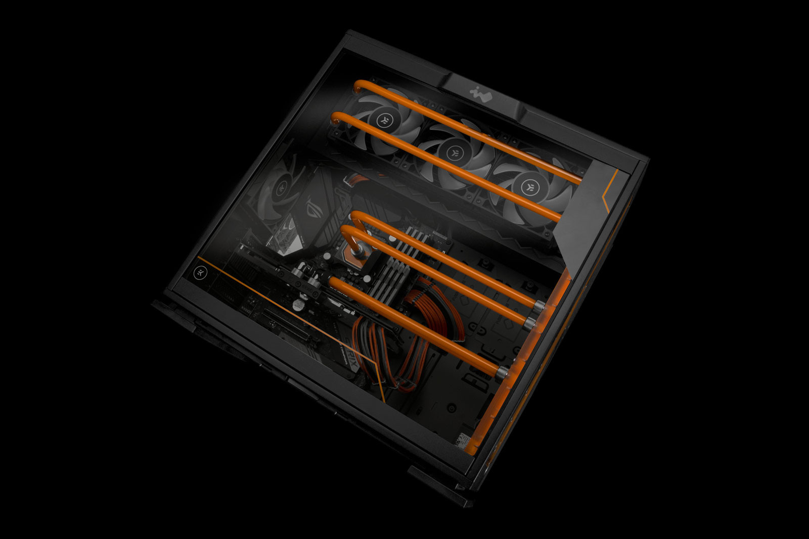 OLIOSPECオリジナル水冷PC EK-Classic InWin 303EK MODEL