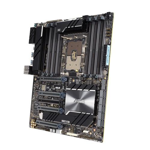 【お取寄商品:通常納期約3〜4営業日】 ASUS Pro WS C621-64L SAGE/10G