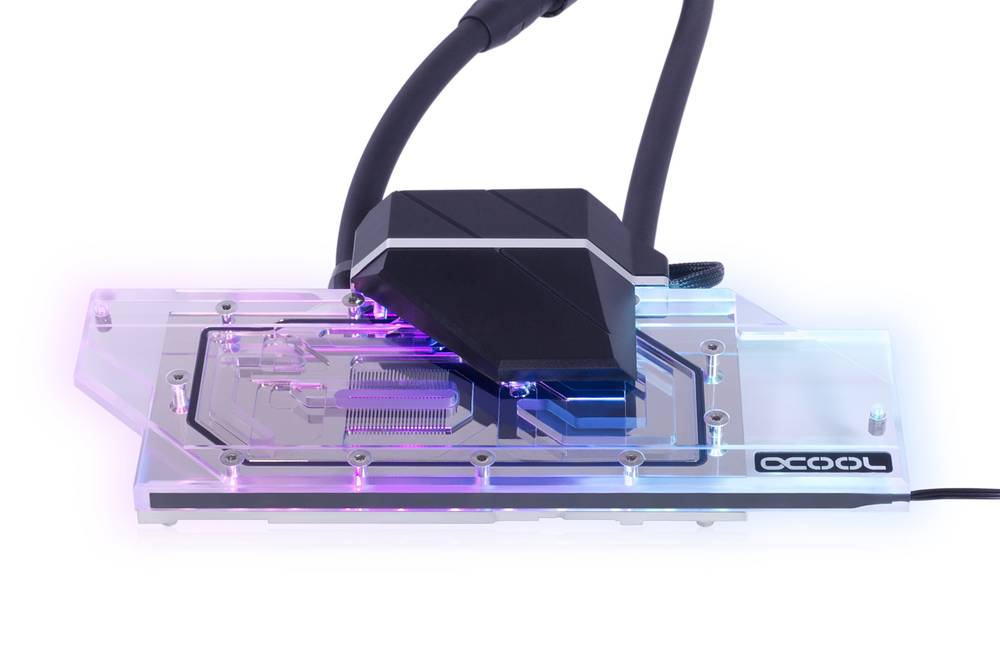 Alphacool Eiswolf 2 AIO - 240mm RTX 2080/2080Ti FE (2070 & 2080 Super)
