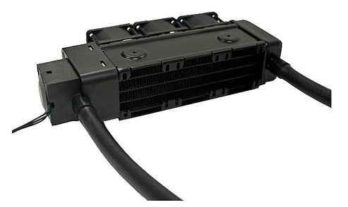 【取寄せ商品:納期約3週間】 DYNATRON L3 1Uサーバー水冷オールインワンクーラー