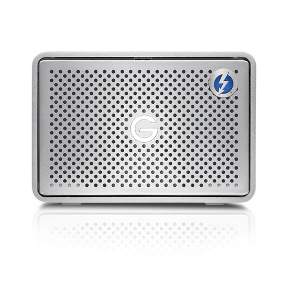 G-RAID Removable Thunderbolt 2 USB 3.0 8000 GB Silver JP 0G04088 G-Technology