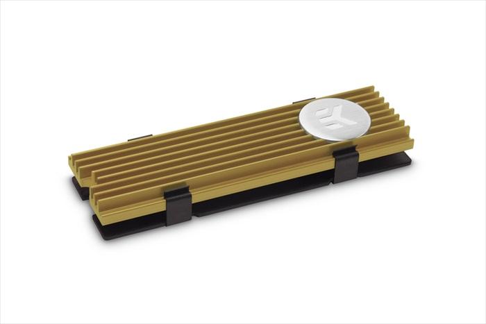 EK Water Blocks EK-M.2 NVMe Heatsink - Gold