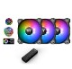 Thermaltake Pure 12 ARGB Sync 3Pack (CL-F079-PL12SW-A)