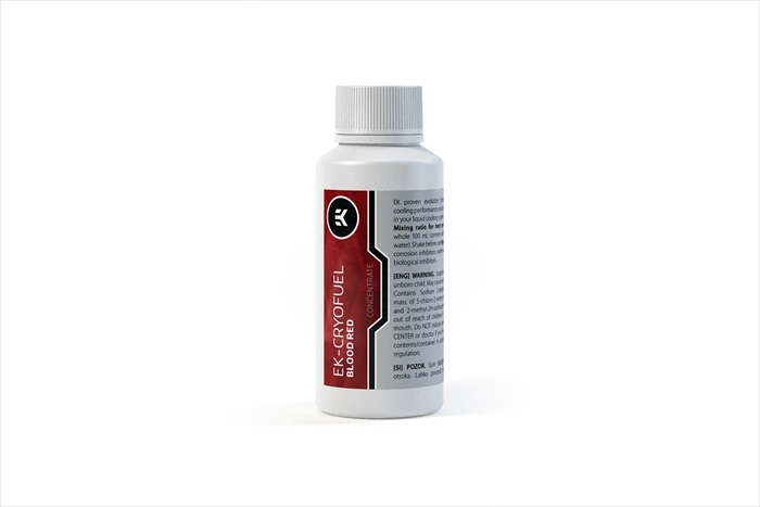 EK Water Blocks EK-CryoFuel Blood Red Concentrate 100 mL