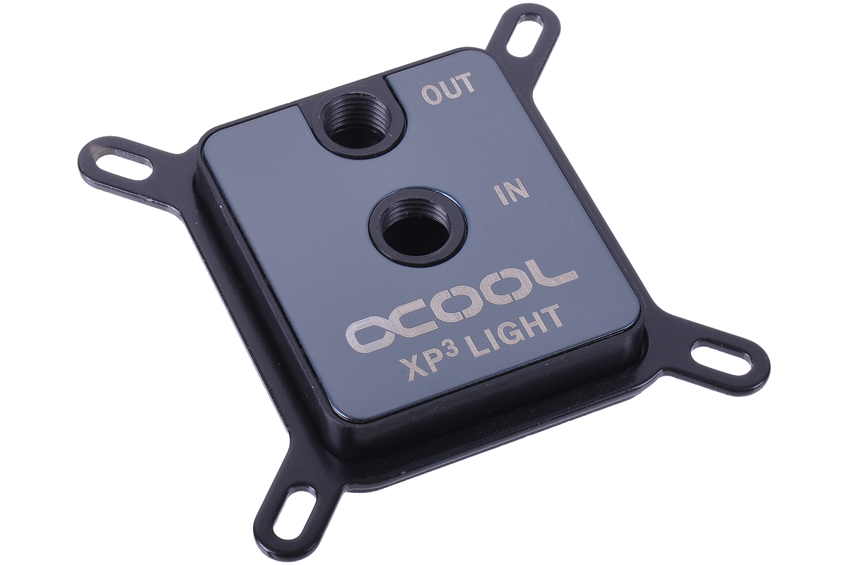 Alphacool Eissturm Gaming Copper 30 2x120mm - Komplettset