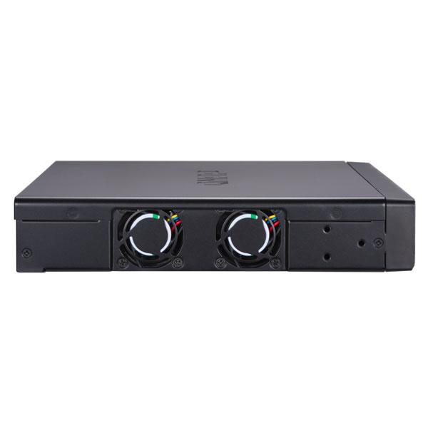 QNAP QSW-804-4C 8ポート 10ギガビットスイッチ