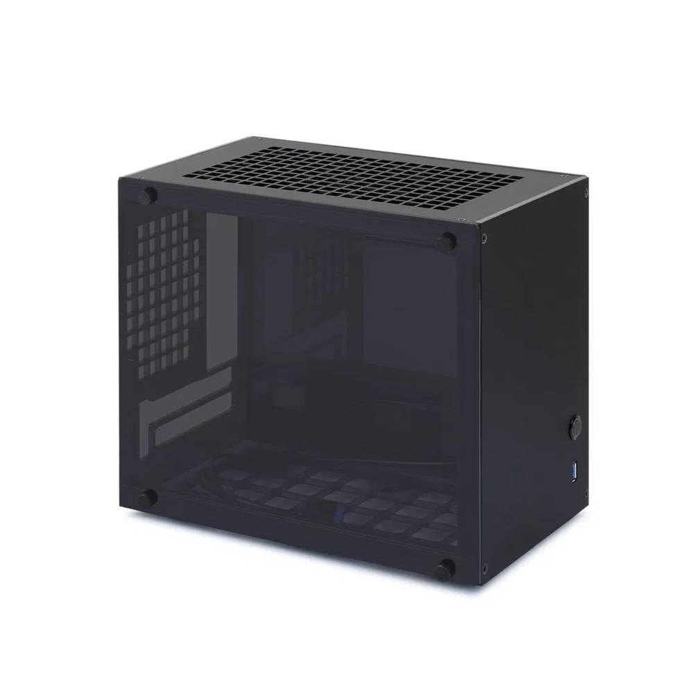 GEEEK N500 LITE MINI-ITX CASE Matte Black