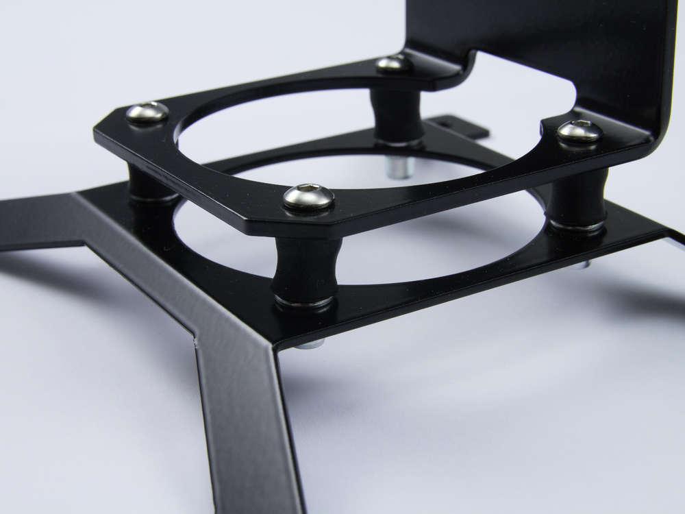 Watercool HEATKILLER Tube - Stand for fan mounting (140mm fans)