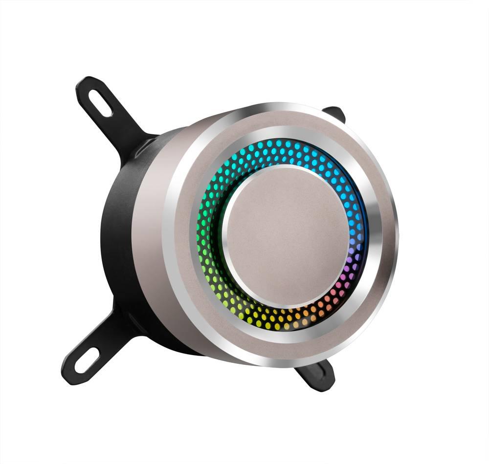 【取寄せ商品:通常納期約2〜3営業日】 Lian Li Galahad AIO 240 RGB BLACK