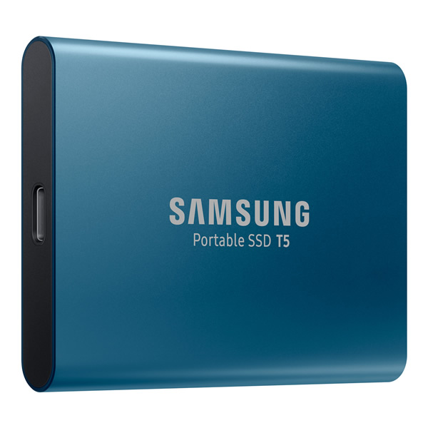 SAMSUNG MU-PA250B/IT 250GB Portable SSD T5 シリーズ