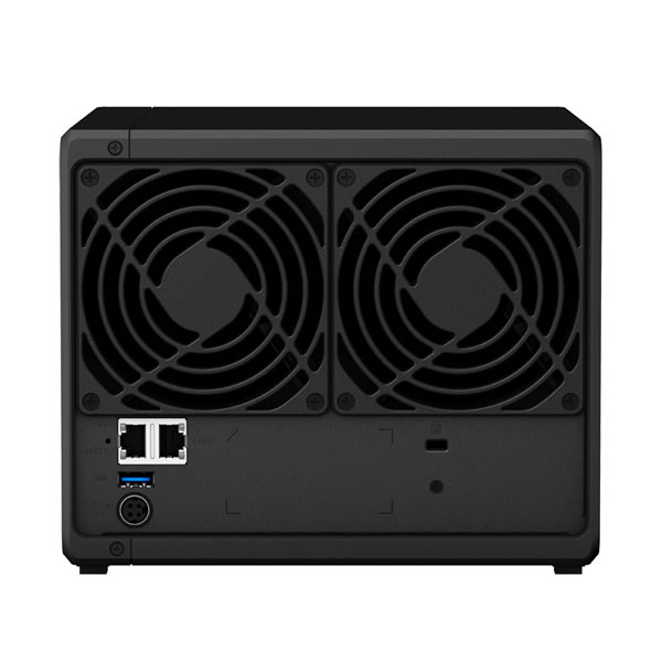 Synology DiskStation DS418play HDD4台搭載可能