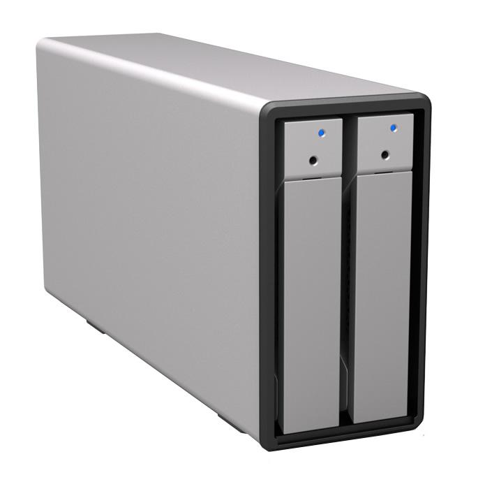 STARDOM SOHOTANK ST2-TB HDD2搭載可能 Thunderbolt2