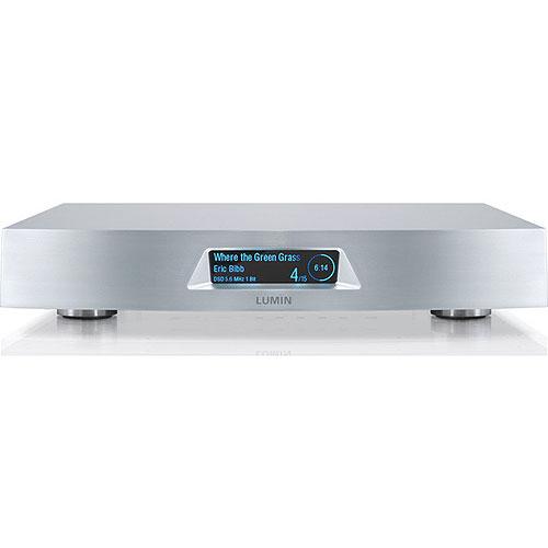 LUMIN 「U1」 DSD128 5.6MHz対応ネットワークトランスポート