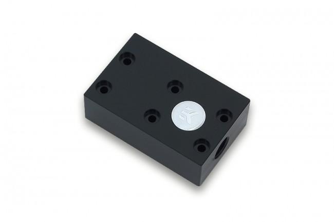 EK WaterBlocks EK-FC Terminal DUAL Parallel 1-Slot - Acetal
