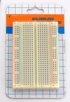 10×30 400ポイント ソルダーレス・ブレッドボード