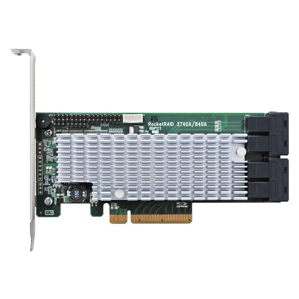 HighPoint RocketRAID 840A SATA 16ポート