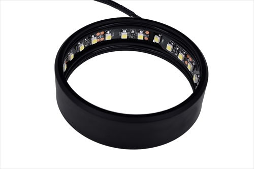 Alphacool Aurora LED Ring 60mm - White