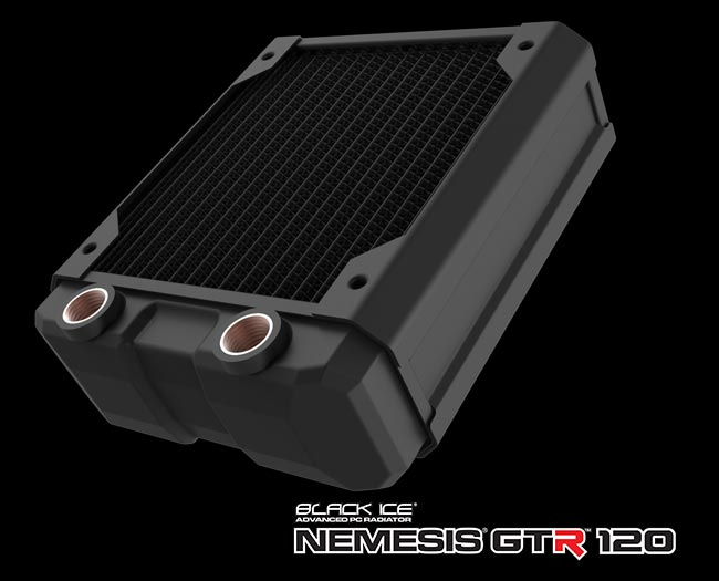 【取寄せ商品:通常納期約1週間】 Hardware Labs BLACK ICE NEMESIS GTR 120