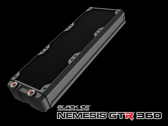 Hardware Labs BLACK ICE NEMESIS GTR 360