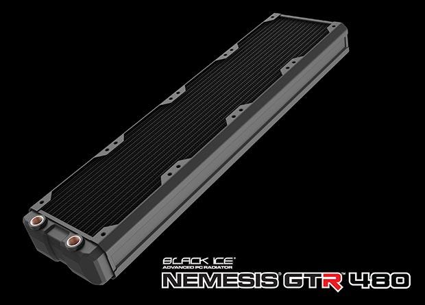 【取寄せ商品:通常納期約1週間】 Hardware Labs BLACK ICE NEMESIS GTR 480