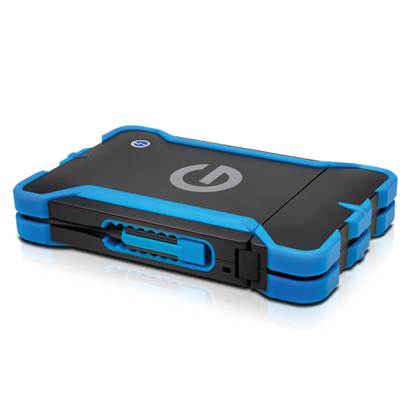 G-DRIVE ev ATC Thunderbolt 1000 GB 0G03589 G-Technology