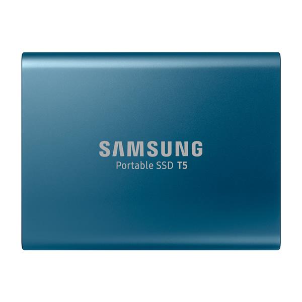 SAMSUNG MU-PA500B/IT 500GB Portable SSD T5 シリーズ