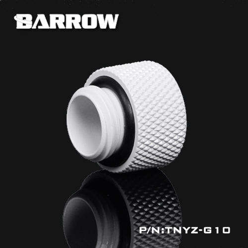 BARROW Male to Female Extender - 10mm White