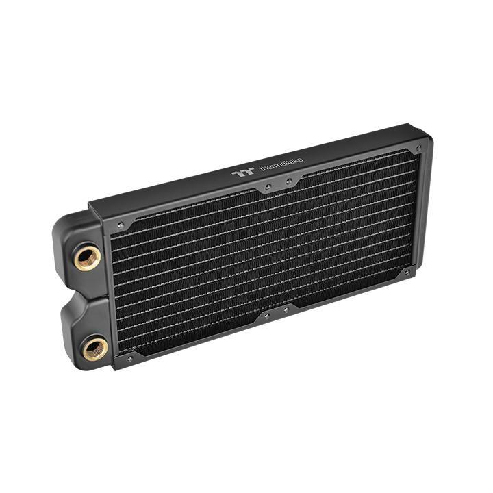 Thermaltake Pacific C240 DIY LCS Radiator Copper (CL-W227-CU00BL-A)