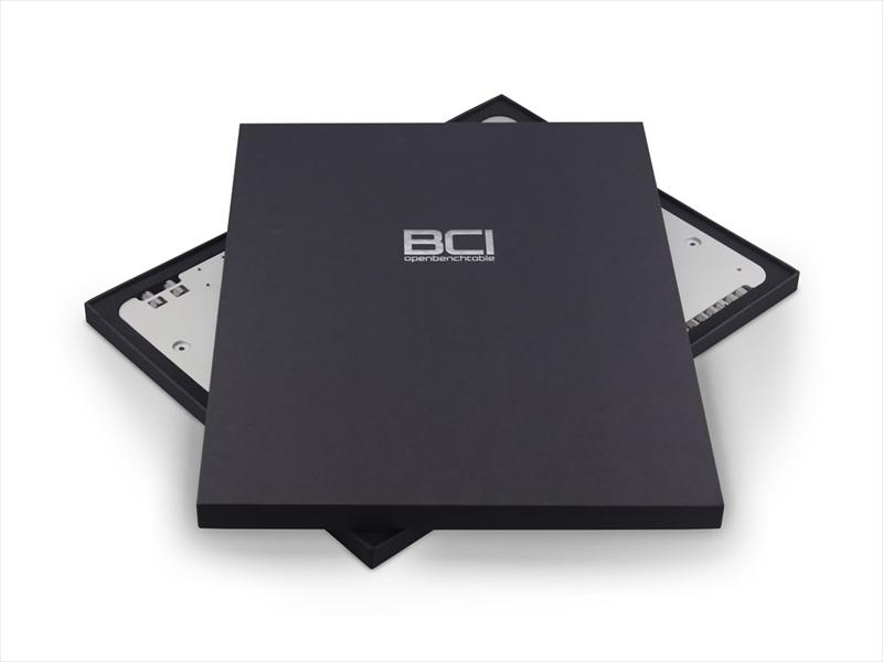 STREACOM BC1 Open Benchtable Black