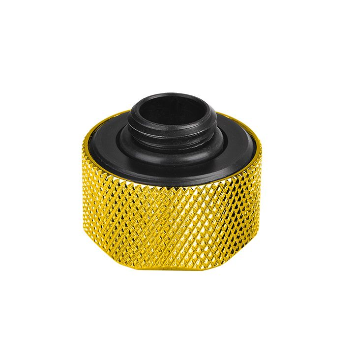 Thermaltake Pacific C-Pro G1/4 PETG 16mm OD Compression - Gold (CL-W265-CU00GD-A)
