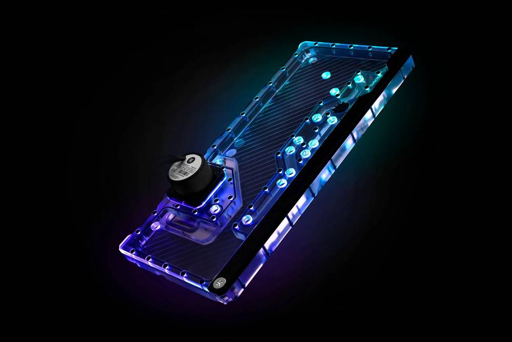 EK WaterBlocks EK-Quantum Reflection PC-O11D XL D5 PWM D-RGB - Plexi