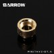 BARROW Male to Female Extender - 7.5mm Gold