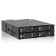 ToughArmor MB720M2K-B NVMe M.2 SSD 4台用 ICYDOCK