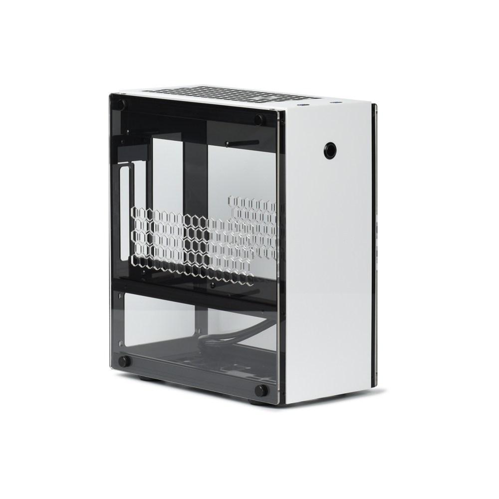 GEEEK A40 V3 MINI-ITX CASE White