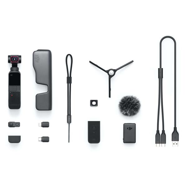 DJI Pocket 2 小型3軸ジンバルカメラ クリエーターコンボ