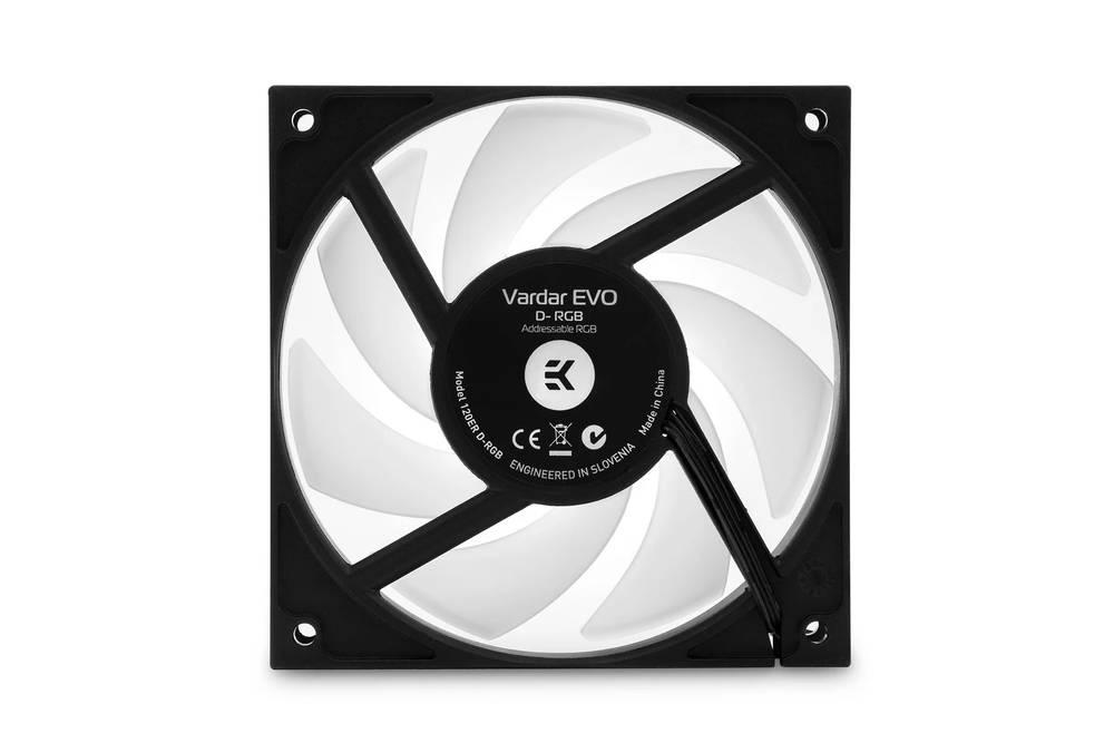 EK WaterBlocks EK-Vardar EVO 120ER D-RGB (500-2200 RPM)