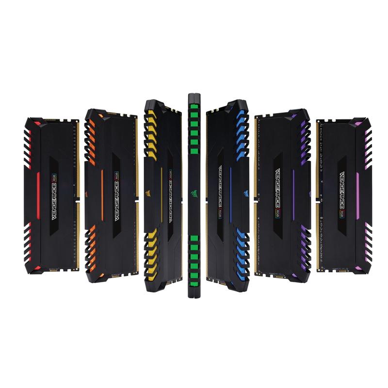 CORSAIR Vengeance RGB Series CMR32GX4M4C3000C15