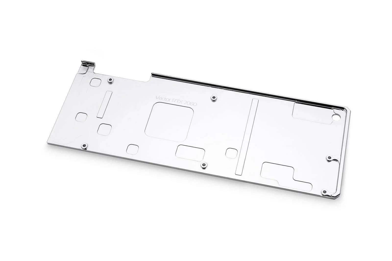 EK WaterBlocks EK-Quantum Vector Dual Evo RTX 2070/2080 Backplate - Nickel