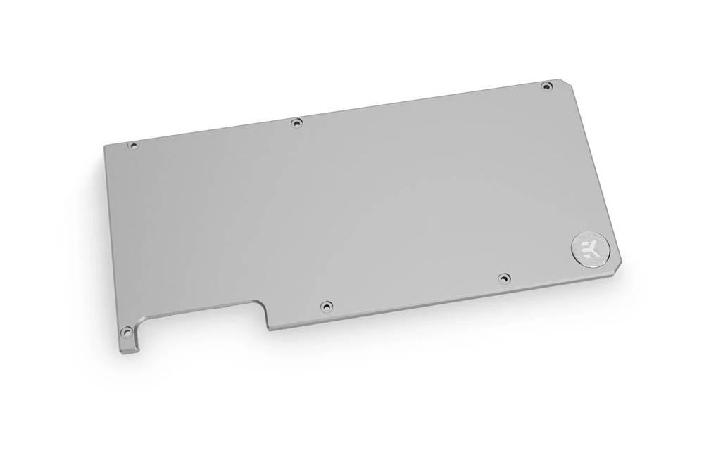 EK WaterBlocks EK-Quantum Vector RTX 3080/3090 Backplate - Nickel