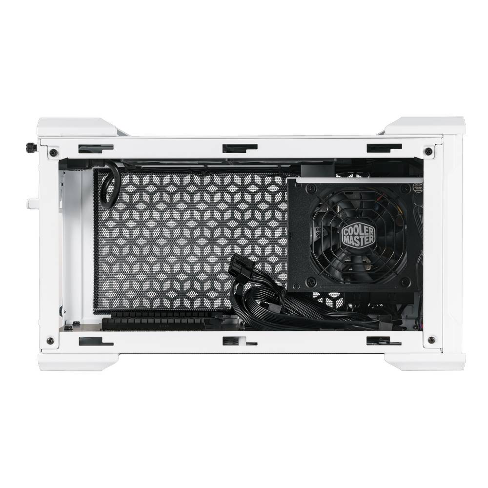 【ボーナスセール】 CoolerMaster MasterCase NC100 White