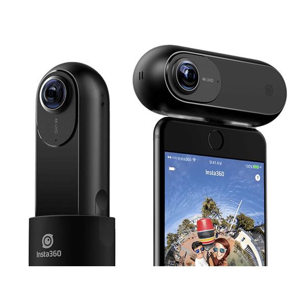 Insta360 ONE 360度ビデオカメラ