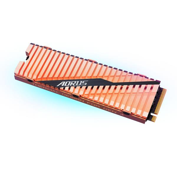 GIGABYTE GP-ASM2NE6100TTTD 1TB AORUS NVMe Gen4 M.2 SSD