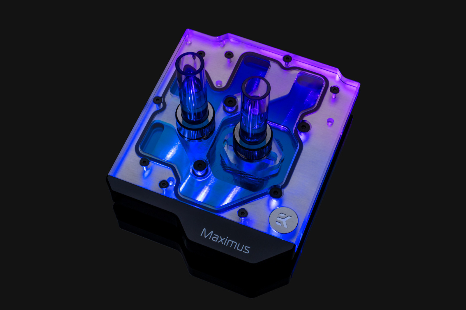 EK WaterBlocks EK-Momentum ROG Maximus XI Extreme D-RGB - Plexi