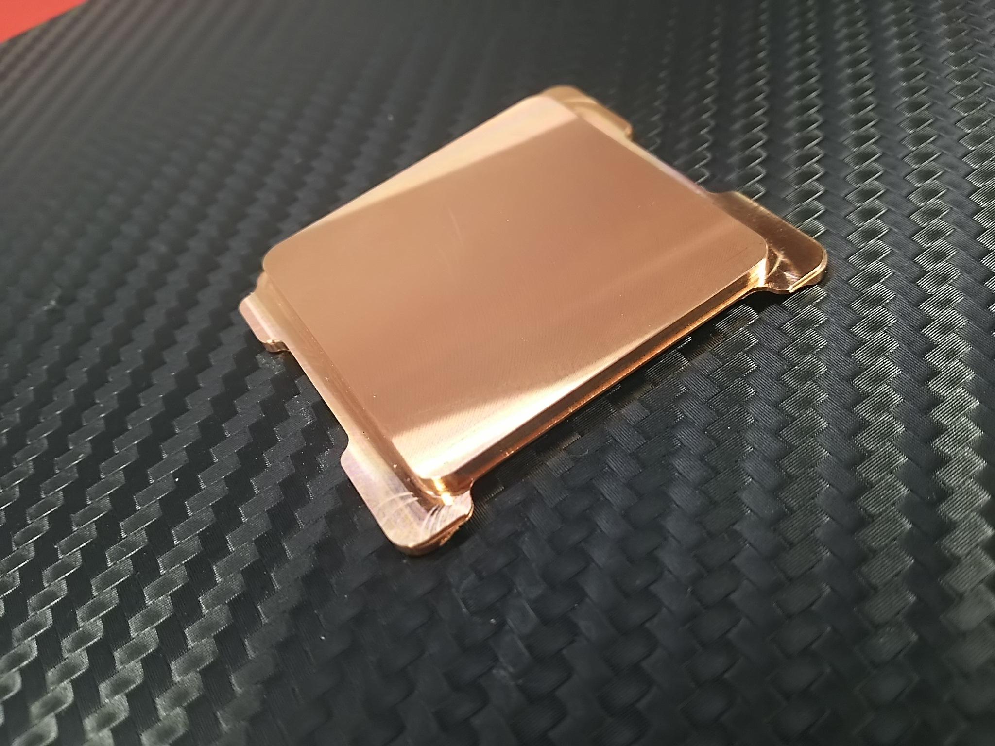 ROCKITCOOL Copper IHS for LGA 2066