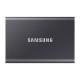 SAMSUNG MU-PC2T0T/IT 2TB Portable SSD T7 チタングレー