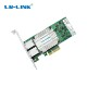 LR-LINK LREC9812BT 10GBase-T 2ポート Ethernet Server Adapter (Based on Intel X550)