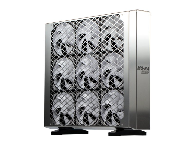 Watercool MO-RA3 360 PRO stainless steel