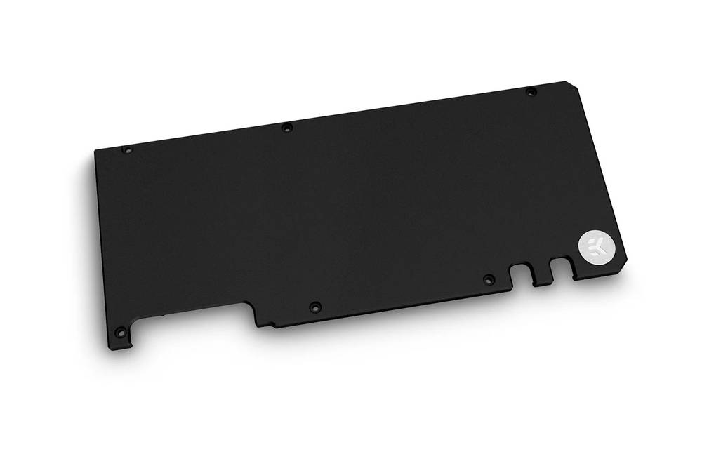 EK WaterBlocks EK-Quantum Vector Trinity RTX 3080/3090 Backplate - Black