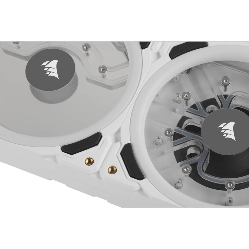 CORSAIR Hydro X Series XD7 RGB Pump/Reservoir Combo White